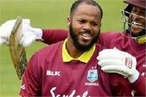 windies captain campbell and hope beat ireland to a brilliant innings