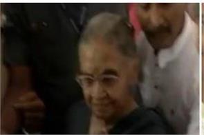 voting sheila dikshit gautam gambhir lok sabha elections 2019