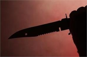 israel  a knife attack