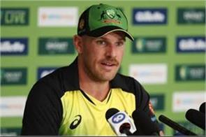 aaron finch  statement  world cup 2019