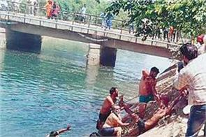 death in bhakra canal