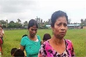 rohingya women trafficked
