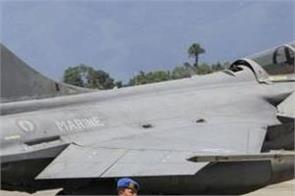 indonesia  7 french fighter aircraft fall into emergency situation