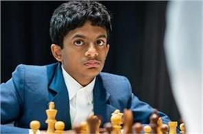 tape seagman chess  nihal harikrishna  s draw begins