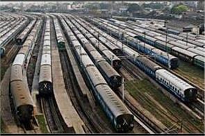 102 canceled trains  4 trains routes chnage