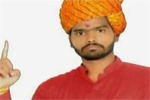 shiv sena president anuj gupta against case registered