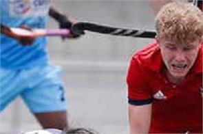 indian junior hockey team defeated uk 6th place
