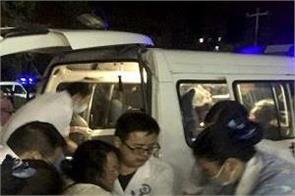 11 dead 122 injured china earthquake
