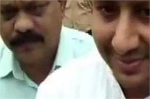 aakash vijayvargiya kailash released jail