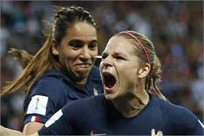 hosts france beat norway 2 1 in fifa women  s world cup