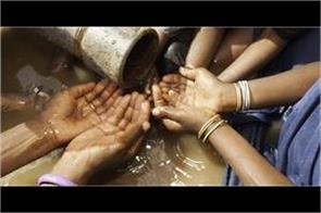 water crises in punjab