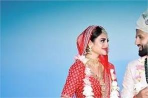 actress nusrat jahan wedding first photo