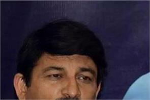 delhi bjp chief manoj tiwari death threat