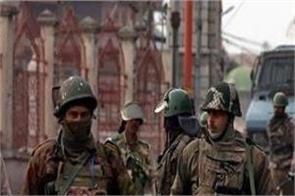 jammu and kashmir in attack alert