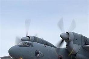 indian air force s an 32 aircraft missing