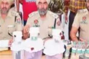 congress workers noni sharma and mahender singh garari arrested