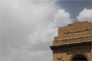 delhi summer meteorological department rain