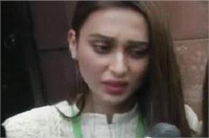 nusrat jahan and mimi says media   dhakka mat do