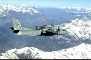 wreckage of missing iaf aircraft an 32 found in payum