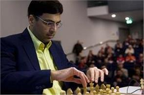 karuana defeated anand in the norwegian chess championship