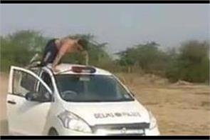 tik tok video delhi police