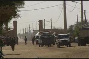 about 100 people murdered by unidentified assailants in mali