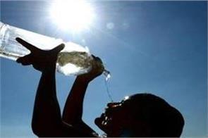 delhi  temperature hits 48 c