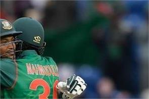 cwc 2019  bangladesh shock  star players out