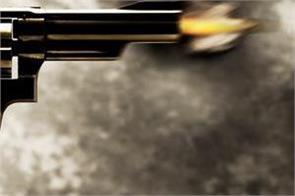 gun fire one man injured