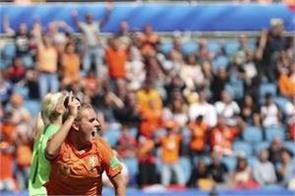netherlands beat new zealand 1 0