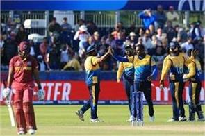 cwc 2019 sri lanka beat the windies by 23 runs