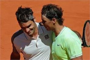 federer and nadal will play in the blockbuster semi finals