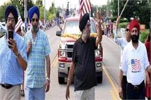 sikhs celebrated independence day dayton