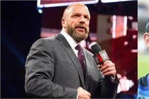 wwe star triple h has sent an unexpected gift for the wc 2019 winner england
