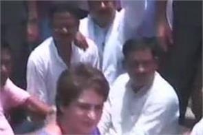 sonbhadra murder detention priyanka gandhi