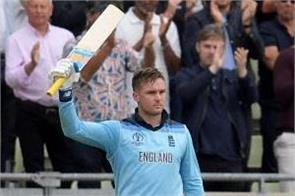 jason roy in england s test team for the first time against of ireland