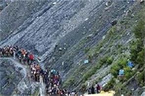 amarnath yatra passengers heart attack death