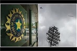 bcci  world cup 2019  anti india banner