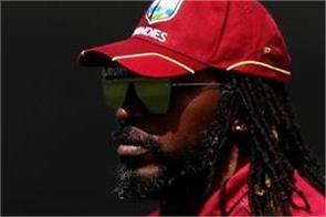 chris gayle needs 18 runs to break brian lara s record in world cup
