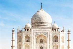 extensive repair work on taj mahal minar begins