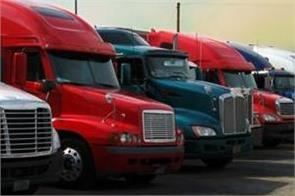 canadian trucks cut inventory of truck drivers during checkout