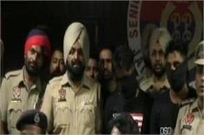 blockade  car  opium  2 arrest
