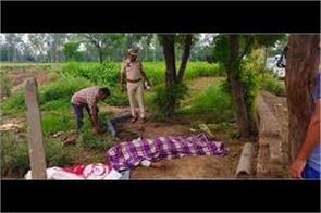 2 murder in village