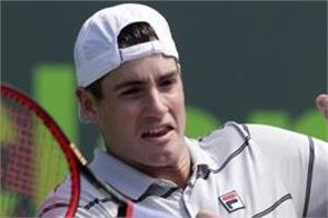 john isner rallies to reach newport semi finals