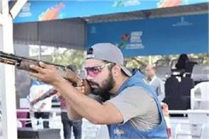 india is out of the bronze list in world shooting