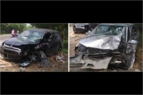 road accident  one person death