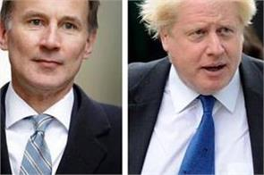 the next british prime minister  s race reached the final phase