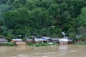 problem flood problem  assam