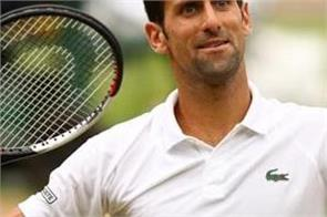 djokovic in the final of wimbledon for the sixth time