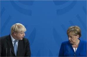 merkel gives britain time to resolve brexit until october 31